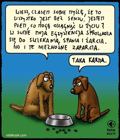 Psia deprecha
