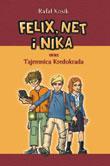 Felix, Net i Nika oraz Tajemnica Kredokrada - okładka