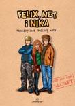 Felix Net i Nika. Teoretycznie Możliwy Notes - okładka