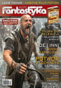 Nowa Fantastyka 03/2014 - okładka