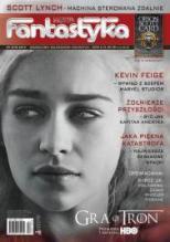 Nowa Fantastyka 04/2014 - okładka
