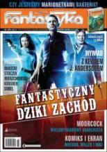 Nowa Fantastyka 06/2014 - okładka