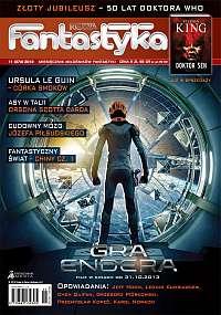 Nowa Fantastyka 11/2013 - okładka