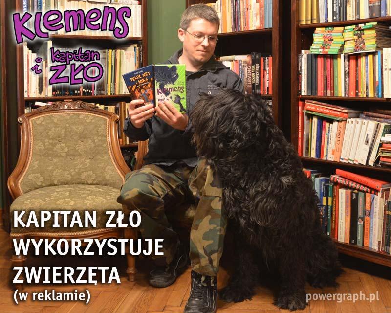 Klemens i Kapitan Zło
