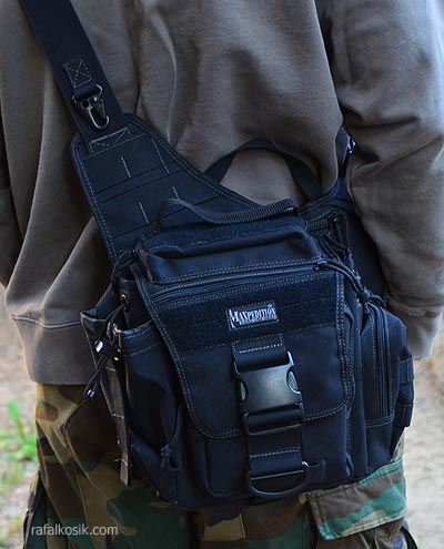 Maxpedition Jumbo Versipack.