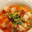 Hiszpańska zupa rybna
