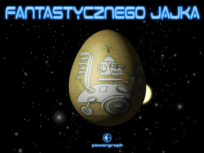 Fantastycznego jajka