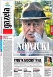 Gazeta Wyborcza 2012/09/29