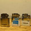 Wkład oryginalny benzynowy, wkład klasyczny gazowy i wkład katalityczny typu palnik