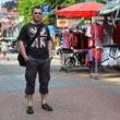 Khao San market