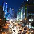 Bangkok to wiecznie zakorkowane miasto