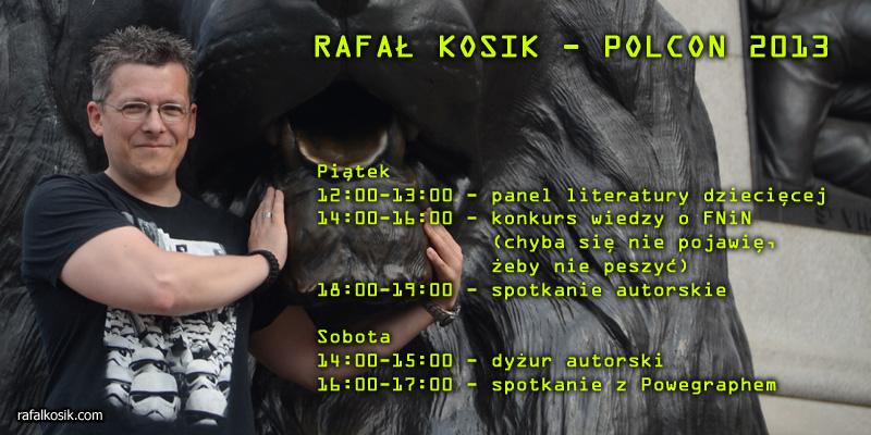Polcon 2013 - punkty programu