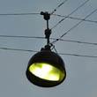 Kopenhaskie latarnie bez słupów zwalniają miejsca na ścieżki rowerowe