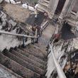 Wat Arun - zwiedzanie przypomina wspinaczkę