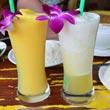Coś, czego podwójnie nie należy spożywać: sok ze świeżych owoców z lodem