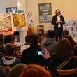 Spotkanie z czytelnikami w polskim konsulacie