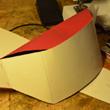Tekturowy model, który pokazał, że koncepcja jest do kitu