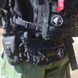 Waistpack Vader współpracuje z plecakiem Military-Pro. Prawda, że zestaw nie rzuca się w oczy?