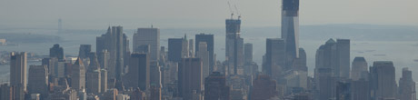Nowy York, Lower Manhattan