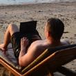 Praca na urlopie to zły pomysł, ale lepszego nie miałem