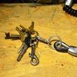 Sprężyna na klucze