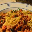 Spaghetti prawie bolognese
