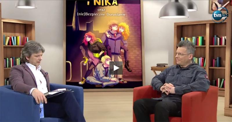 Xięgarnia w TVN24