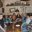 Rafał Kosik, Tomek Bochiński, Kasia Kosik, Nureczka (Aga Chodkowska), Jola, Brian W. Aldiss, Alison Soskice, Lichtenstein (Gabor Chodkowski)