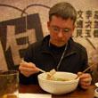 Nocnik zupy w China Town