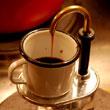Pomysłowy mini express, z ktorego wychodzi całkiem niezła kawa