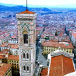 Dzwonnica Giotta - 84 m wysokości