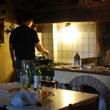 Kuchnia, tak jak włoskie samochody, była projektowana dla kurdupla z długimi rękoma