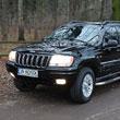 Jeep Grand Cherokee - progi