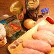 Kurczak orientalny - składniki
