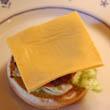 Układamy zawartość kanapki
