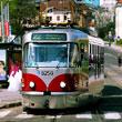 Nakręcany tramwaj