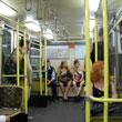Wnętrza wagonu pierwszej linii