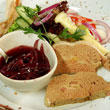 Foie gras nie jest tak dobre jak to francukie, ale zawsze lepsze od konserwy turystycznej